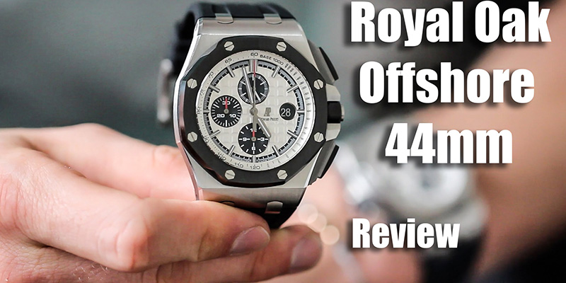 Audemars Piguet Royal Oak Offshore Chronograph 44mm Replica
